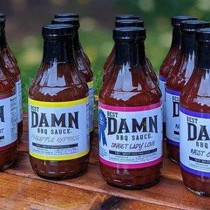 bbq sauce 12 pack
