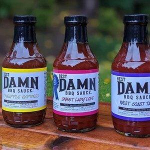 bbq sauce 3 pack