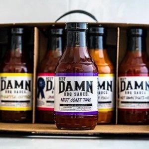 bbq sauce 5 pack