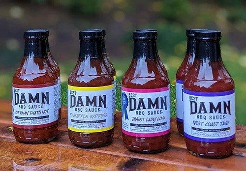bbq sauce 8 pack