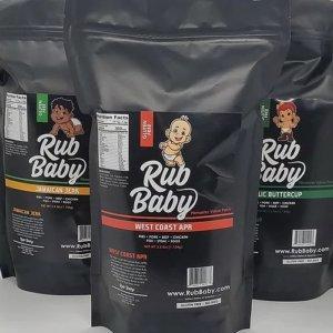 dry rub 3 pack