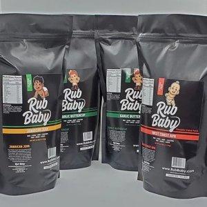 dry rub 4 pack