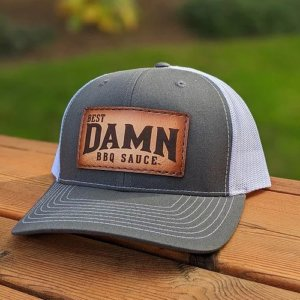 gray snapback hat