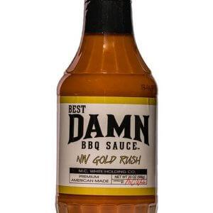 nw gold rush bbq sauce