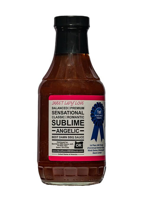 sweet lady love bbq sauce