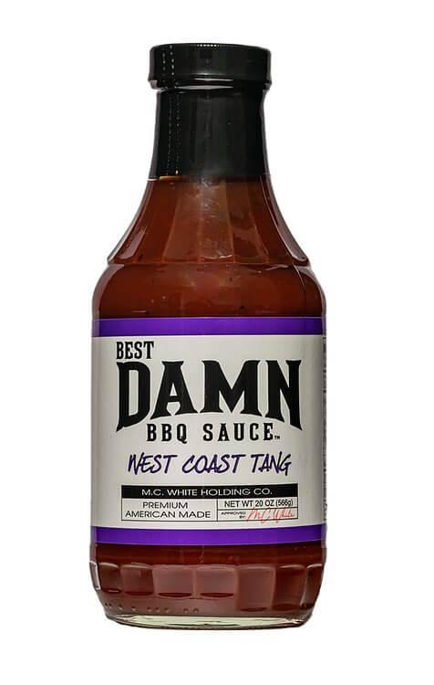 west coast tang bbq sauce